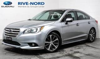 Used 2016 Subaru Legacy Limited NAVI+CUIR+TOIT.OUVRANT for sale in Boisbriand, QC