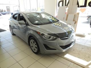 Used 2015 Hyundai Elantra GL AUTO A/C CRUISE BT SIÈGES CHAUFFANTS for sale in Dorval, QC
