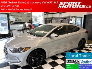 Used 2018 Hyundai Elantra GL+Apple Play+A/C+Camera+New Tires+Accident Free for sale in London, ON