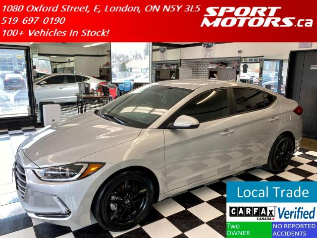 2018 Hyundai Elantra GL+Apple Play+A/C+Camera+New Tires+Accident Free