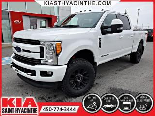 Used 2017 Ford F-250 XLT FX4 CREW DIESEL 4X4 ** TOIT / NAVI for sale in St-Hyacinthe, QC