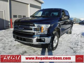 Used 2018 Ford F-150 XLT SUPERCREW SWB 4WD for sale in Calgary, AB