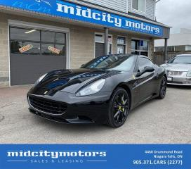 Used 2010 Ferrari California Retractable Hardtop, Brembo,NAV,Leather,New Tires for sale in Niagara Falls, ON
