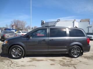 Used 2017 Dodge Grand Caravan Premium Plus - DVD/NAV/Camera/PWR Sliding Doors/BT for sale in Winnipeg, MB