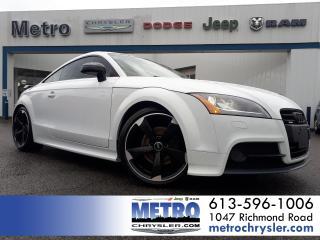 Used 2013 Audi TT 2.0T Premium (S tronic) for sale in Ottawa, ON