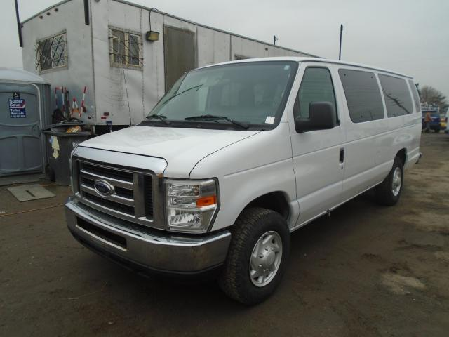 2009 Ford Econoline E-350 Super Duty Ext XLT