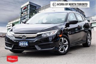 Used 2016 Honda Civic Sedan LX CVT No Accident| Apple Carplay|Winter Tir for sale in Thornhill, ON
