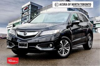 Used 2017 Acura RDX Elite at No Accident| Dealer Serviced| Top Of The for sale in Thornhill, ON