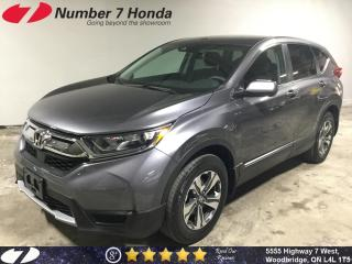 Used 2017 Honda CR-V LX| Auto-Start| Backup Cam| All-Wheel Drive| for sale in Woodbridge, ON