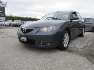 Used 2008 Mazda MAZDA3 ACCIDENT FREE / AUTOMATIC/ LOW MILEAGE for sale in Newmarket, ON
