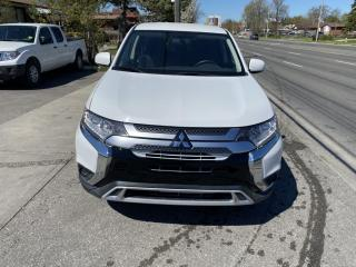 Used 2019 Mitsubishi Outlander ES AWC for sale in Toronto, ON