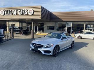 Used 2018 Mercedes-Benz C-Class C300 4MATIC Sedan for sale in Langley, BC