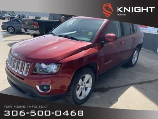 Used 2016 Jeep Compass High Altitude for sale in Swift Current, SK