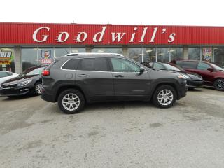 Used 2015 Jeep Cherokee NORTH! HEATED SEATS! NAV! BLUETOOTH! BACKUP CAM! for sale in Aylmer, ON
