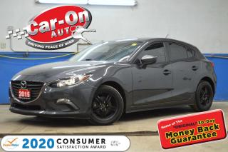 Used 2015 Mazda MAZDA3 Sport GX 53,000 KM AUTO A/C PWR GRP BLUETOOTH ALLOYS for sale in Ottawa, ON
