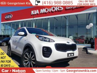 Used 2017 Kia Sportage EX | AWD | PUSH-STRT | B/UP CAM | HTD STS | ALLOYS for sale in Georgetown, ON