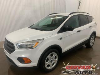 Used 2017 Ford Escape S Caméra de recul A/C Bluetooth *Bas Kilométrage* for sale in Trois-Rivières, QC