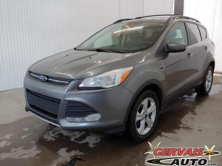 Used 2013 Ford Escape SE AWD Mags Sieges Chauffants Bluetooth *Traction intégrale* for sale in Trois-Rivières, QC