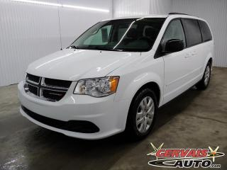 Used 2017 Dodge Grand Caravan SXT Stow N Go 7 Passagers A/C for sale in Shawinigan, QC