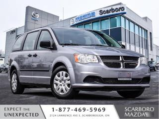 Used 2015 Dodge Grand Caravan 1 OWNER|LOW LOW KM|VALUE PACKAGE for sale in Scarborough, ON