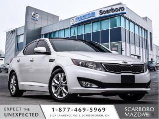 Used 2012 Kia Optima EX LUXURY PKG| 1OWNER|BACK UP CAMERA|LEATHER for sale in Scarborough, ON