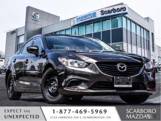 Used 2017 Mazda MAZDA6 1 OWNER|CLEAN CARFAX|NAVIGATION|LOW LOW KM for sale in Scarborough, ON