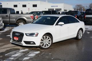Used 2014 Audi A4 Komfort for sale in London, ON