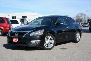 Used 2015 Nissan Altima 2.5 S for sale in London, ON