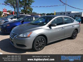 Used 2013 Nissan Sentra S for sale in London, ON