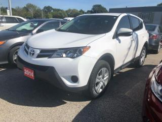 Used 2014 Toyota RAV4 LE for sale in London, ON