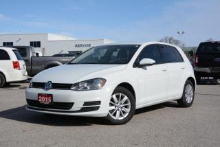 Used 2015 Volkswagen Golf TRENDLINE for sale in London, ON
