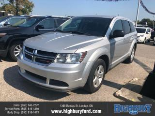 Used 2014 Dodge Journey Canada Value Pkg for sale in London, ON