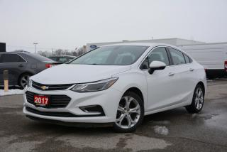 Used 2017 Chevrolet Cruze Premier for sale in London, ON