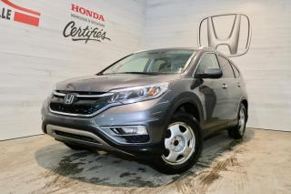 Used 2016 Honda CR-V Touring AWD for sale in Blainville, QC