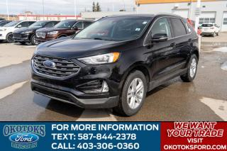 New 2020 Ford Edge SEL Convenience Package, Remote Engine Start, Cold Weather Package! for sale in Okotoks, AB