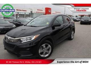 Used 2019 Honda HR-V LX 2WD CVT for sale in Whitby, ON