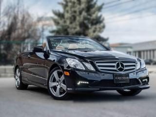 Used 2011 Mercedes-Benz E-Class E 350 I Convertible I Nav I Back up I Great Condition for sale in Toronto, ON