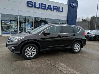 Used 2016 Honda CR-V EX EDITION | ALL WHEEL DRIVE | BACKUP CAMERA | PUSH-BUTTON START for sale in Charlottetown, PE