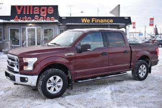 Used 2016 Ford F-150 XLT Bluetooth! Cruise Control! 6-Passenger Truck! for sale in Saskatoon, SK