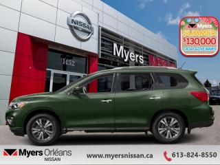 Used 2020 Nissan Pathfinder SL Premium  -  - AUTO SHOW for sale in Orleans, ON