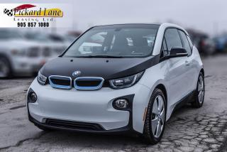 Used 2017 BMW i3 ELECTRIC!! CERTIFIED!! NO ACCIDENTS!! for sale in Bolton, ON