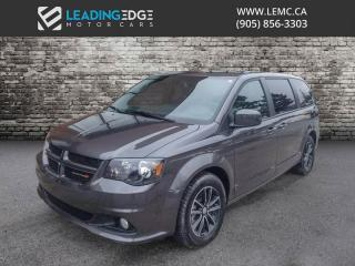 Used 2019 Dodge Grand Caravan GT Leather, Heated Seats, Heated Steering for sale in Woodbridge, ON