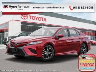 New 2020 Toyota Camry SE Upgrade  - Sunroof -  Navigation - $236 B/W for sale in Ottawa, ON