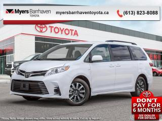 New 2020 Toyota Sienna LE 7-Passenger  - Heated Seats - $272 B/W for sale in Ottawa, ON