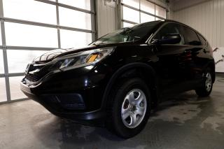 Used 2015 Honda CR-V AWD 5dr LX for sale in Rouyn-Noranda, QC