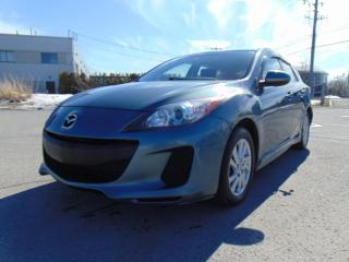 Used 2012 Mazda MAZDA3 ***** Sport, GS-SKY*****AUTOMATIQUE***** for sale in St-Eustache, QC