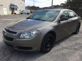 Used 2011 Chevrolet Malibu 4dr Sdn LS for sale in Ottawa, ON