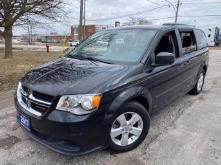 Used 2017 Dodge Grand Caravan CVP/RearPowerWindows/AlloyRims/Bluetooth for sale in Brampton, ON