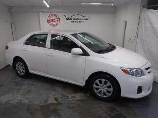Used 2012 Toyota Corolla for sale in Ancienne Lorette, QC