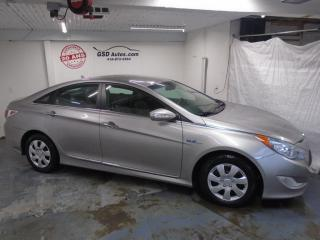Used 2012 Hyundai Sonata for sale in Ancienne Lorette, QC
